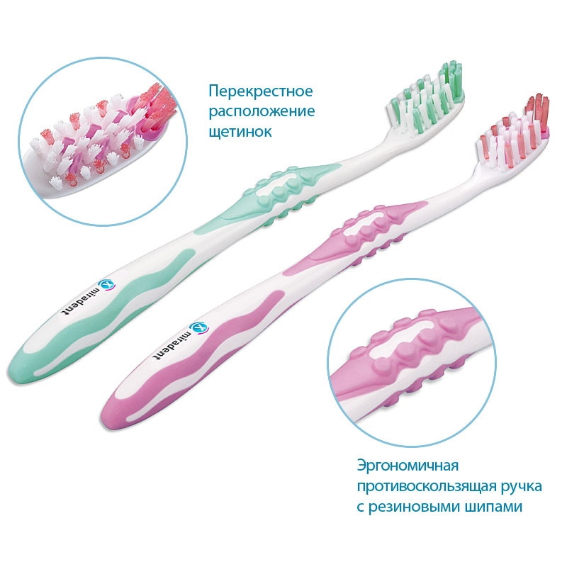 Carebrush® white